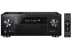 Pioneer VSX-832(B) 5.1 Kanal AV Receiver (Hifi Verstärker 130 W/Kanal, Multiroom, WLAN, Bluetooth, Hi-Res Audio, Dolby TrueHD-DTS:X, Musik Apps, Spotify, Deezer u.a.)Internetradio, Schwarz