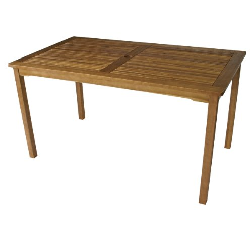 DEGAMO DEGAMO Tisch ST. Vincent 80x140cm, Akazienholz, FSC®-Zertifiziert