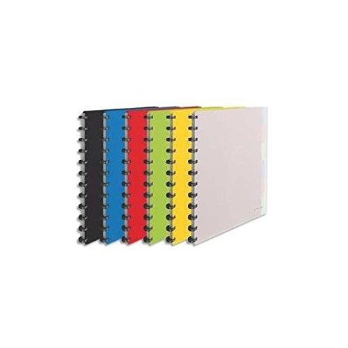 Esselte 624014 VIVIDA - Carpeta de fundas extraíbles A4, 25 fundas, Capacidad para 50 hojas, Tapas flexibles, 1 unidad [colores surtidos]