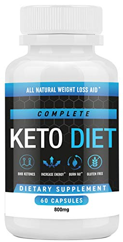 Shark Tank Natural Keto Diet Pills - Advanced Ketogenic Formula Support Healthy Weight Loss for...