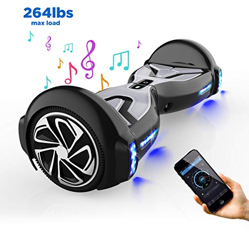 Buy Bargain TOMOLOO Hoverboard for Kids and Adults, Hover Board with ul2272 Certified