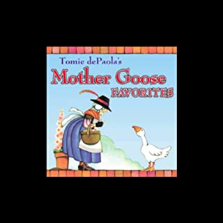 Tomie DePaola's Mother Goose                    By:                                                                                                                                 Tomie DePaola                               Narrated by:                                                                                                                                 Allyson Johnson                      Length: 1 hr and 11 mins     3 ratings     Overall 4.3