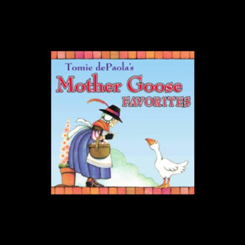 Tomie DePaola's Mother Goose cover art