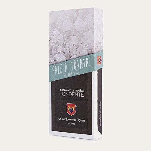 Cioccolato di Modica al sale di Trapani by SicilTop.it
