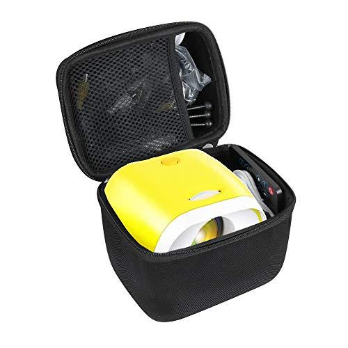 Hermitshell Hard Travel Case for DeepLee Portable Projector Kids LED Pocket Projectors