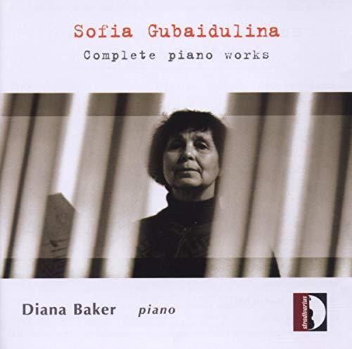 Sofia Gubaidulina: Complete Piano Music