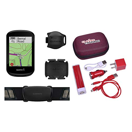 Best Prices! Clever Training Garmin Edge 830 Sensor Bundle Power Pack