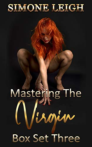 Mastering the Virgin Box Set 3: A BDSM Ménage Erotic Romance (English Edition)