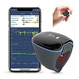 Fingertip-Schlafmonitor,Sauerstoffsättigungs-Monitor,Gesundheitsmonitor,der niedrige...