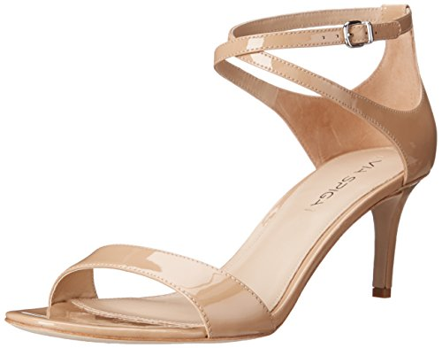 Zapatos Tacon Nude  marca Via Spiga