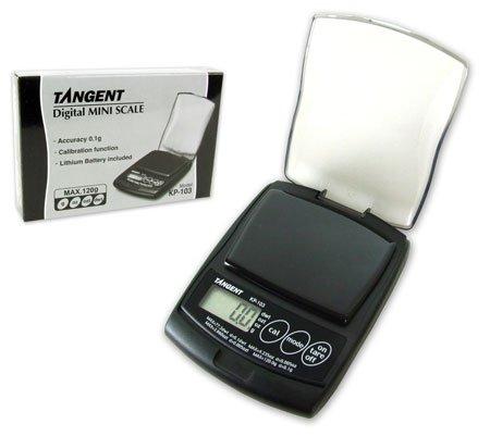 Tanita KP103 - Báscula de gran portabilidad