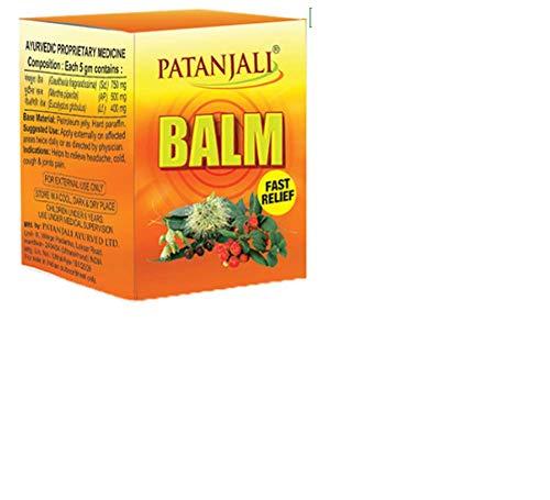 Patanjali Balm Pack Of 2
