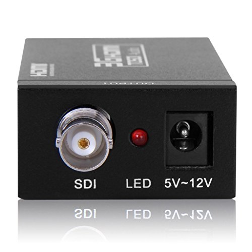 『Excelvan Mini HDMI to SDI変換器 コンバータ (HDMIをSDIに変換) ESD保護機能搭載』の5枚目の画像