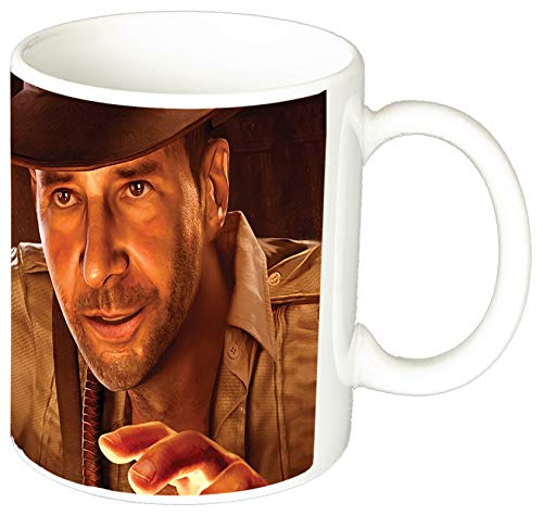 Indiana Jones and The Staff of Kings Taza Ceramica