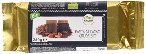 Cibocrudo Pasta di Cacao Cruda - 250 gr
