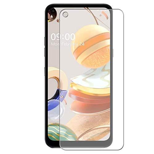 Vaxson 3 Stück Schutzfolie, kompatibel mit LG K61, Bildschirmschutzfolie Displayschutz Blasenfreies TPU Folie [nicht Panzerglas]