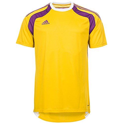 adidas Fußball Trikot Torwarttrikot Goalkeeper Jersey Adizero (gelb, D8)