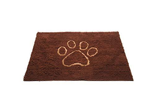 Dog Gone Smart Pet Products DGSDDMP310370 Dirty Dog Doormat Medium Mocha Brown