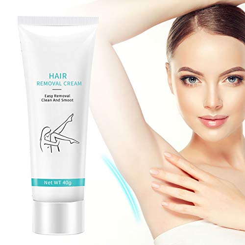 Hair Removal Cream, Premium Painless Depilatory Cream Sensitive Skin Friendly Flawless Hair Remover for Women and Men