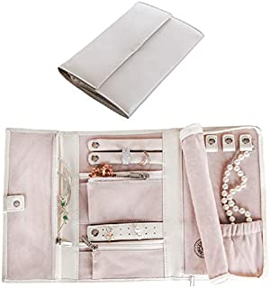 travel jewelry binder