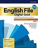 English file. Digital gold. A2-B1. Student's book & workbook without key. Per il biennio delle Scuole superiori. Con e-book. Con espansione online [Lingua inglese]