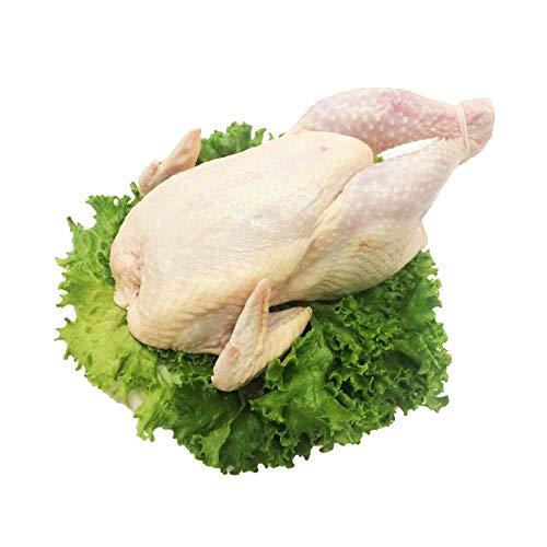 国産 福島県産 伊達鶏 中抜き丸鶏 冷蔵品 銘柄鶏 業務用 (1.8?2kg)