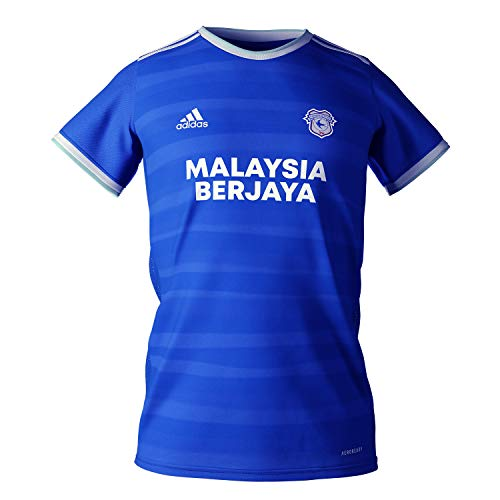 adidas 2020-21 Cardiff City Home Shirt