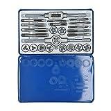 Faceuer Tap Die Kit, restaurador de roscas Tap Die Set multipropósito para Hardware Suministros industriales para fábrica para el hogar