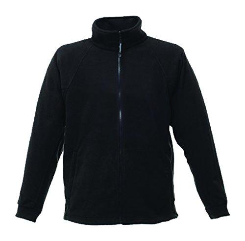 Regatta Polaire Homme zippée avec Propriété de séchage Rapide Thor III Fleece Homme Black FR: XL (Taille Fabricant: XL)