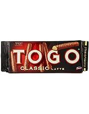 Pavesi Snack Togo Classic al Latte, Biscotto Ricoperto con Cioccolato al Latte - 120 gr