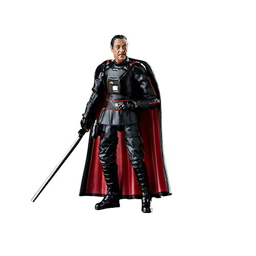 Star Wars The Vintage Collection Moff Gideon Toy, 3.75-Inch-Scale The Mandalorian Action Figure, Toys for Kids Ages 4 and Up