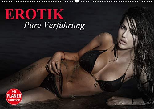 Erotik. Pure Verführung (Wandkalender 2021 DIN A2 quer)