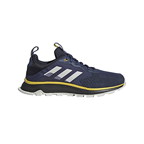 adidas Response Trail, Zapatillas de Running Hombre, Tech Indigo/Orbit Grey/Legend Ink, 43 1/3 EU