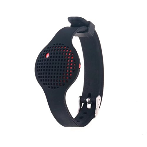 VAN-LUCKY Remplacer Les Bracelets/Bandes/Bandes en Silicone pour Moov Now Wearable Audio Coach(Tracker Not Included)