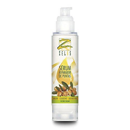 Tratamiento Reparador de Puntas Abiertas - 100 ml - Sérum Con Colágeno,...
