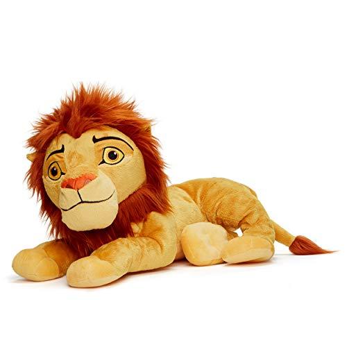 Posh Paws Disney's Der König der Löwen Simba Plüschtier in Geschenkbox, 25cm, braun/schwarz/weiß 37287