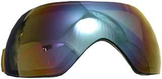 VForce Morph/Shield/Profiler Thermal Dual Pane Goggle Lens - Mirror Blue