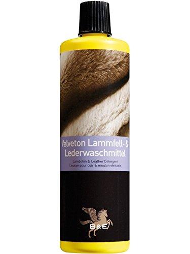 B&E Velveton Lammfell- & Lederwaschmittel 500 ml