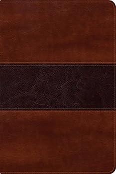 RVR 1960 Biblia del Pescador letra grande caoba símil piel  Spanish Edition