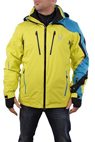 Spyder Herren Skijacke 143050-725 Quest Vyper Jacket Acid - M