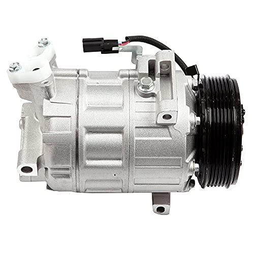 ECCPP A/C Compressor 2007-2012 Fit for N-issan Sentra 2.0L CO10871C