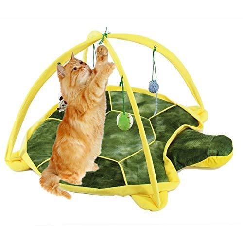 othulp Cat Toy Katzenspielzeug Beschäftigung Katzen Zauberstab Cat Treat Spielzeug...
