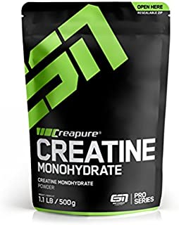 Esn Creapure Creatine Monohydrate Standard - 500 gr