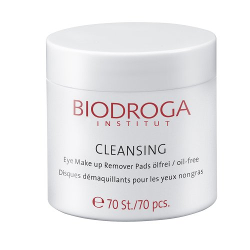 Biodroga Institut Cleansing Line Eye Make Up Remover Oil Free Pads