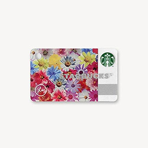 ミニ スターバックス カード フラワーカラー fragment