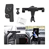 Phone Car Holder for Ford F-150 F150 2015-2019, Car Air Vent Cell Phone Holder Cradles Mount Compatible for iPhone 11 pro/11 pro max/XS/XR/X/8/7, Galaxy, Moto and Most Smartphones