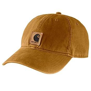 Carhartt Men s Odessa Cap,Brown,One Size