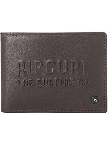 Rip Curl Up North PU - Bolsa para Monedas (11 cm), Brown (Marrón) - BWUIF1