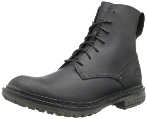 Hot Sale Timberland Men's Tremont 6 Inch Boot,Black/Grey,11 M US