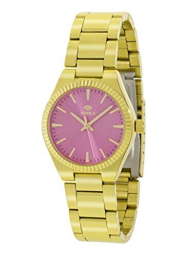 Reloj Marea Mujer B21169/6 Dorado y Rosa